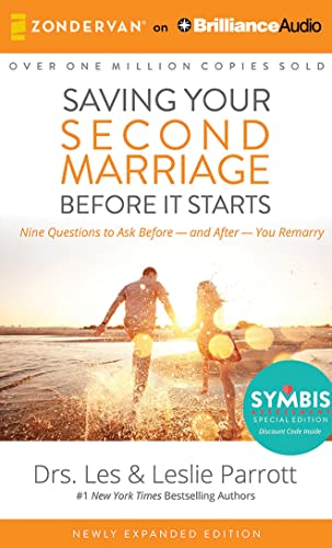 9781501281709: Saving Your Second Marriage Before It Starts: Nine Questions to Ask Before--and After--You Remarry