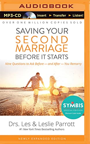 9781501281716: Saving Your Second Marriage Before It Starts: Nine Questions to Ask Before--and After--You Remarry