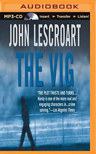 The Vig (Dismas Hardy): John Lescroart