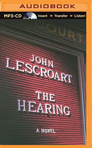 The Hearing (Dismas Hardy): John Lescroart
