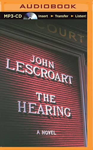 9781501282003: The Hearing: A Novel (Dismas Hardy Series)