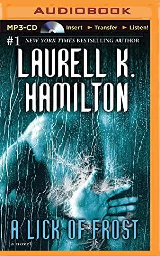 A Lick of Frost (Meredith Gentry Novels): Laurell K. Hamilton