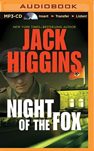 Night of the Fox: Jack Higgins