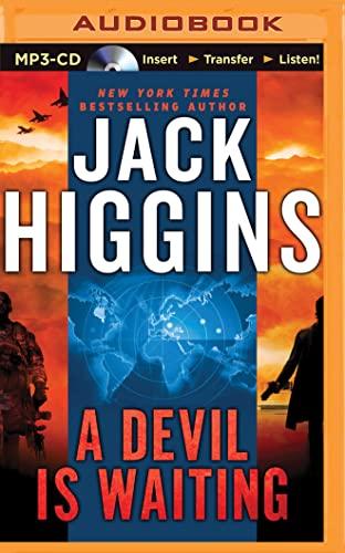 9781501282539: A Devil is Waiting (Sean Dillon Series)