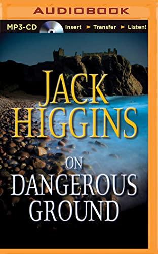 On Dangerous Ground (Sean Dillon): Jack Higgins