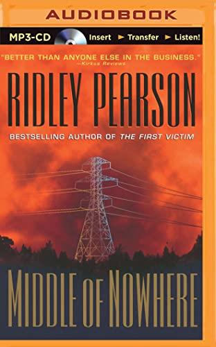 Middle of Nowhere (Lou Boldt/Daphne Matthews): Ridley Pearson