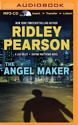 9781501282812: The Angel Maker (Lou Boldt/Daphne Matthews Series)