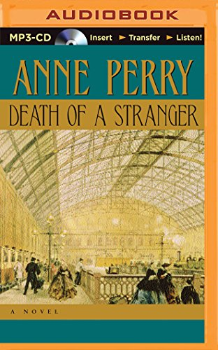 Death of a Stranger: Anne Perry