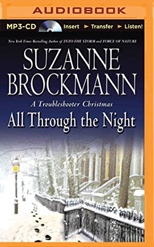 9781501283291: All Through the Night (Troubleshooter Christmas)