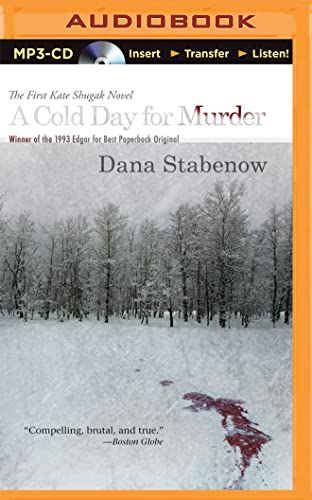 9781501283796: A Cold Day for Murder (Kate Shugak Series)