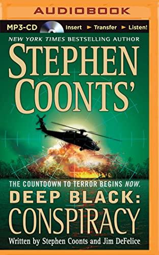 9781501283888: Conspiracy (Deep Black Series)