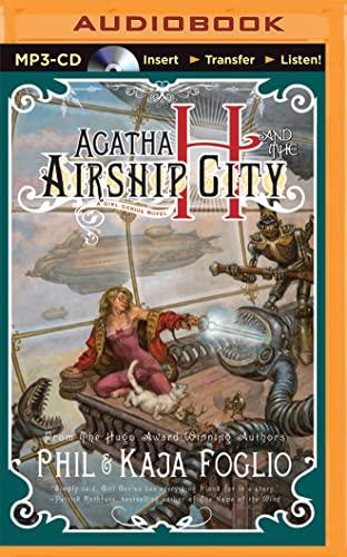 9781501283963: Agatha H. and the Airship City (Girl Genius Series)