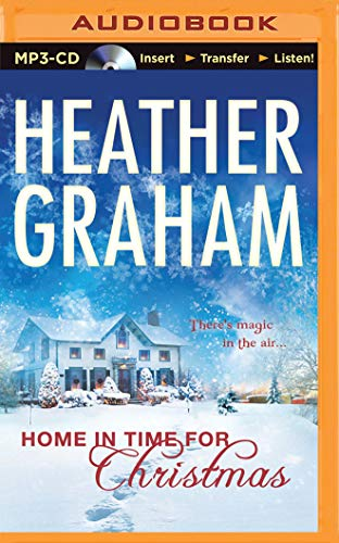 Home in Time for Christmas: Heather Graham
