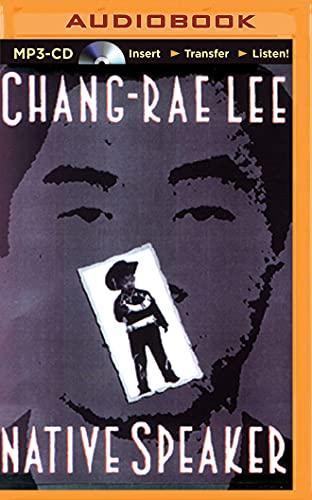 Native Speaker: Chang-Rae Lee