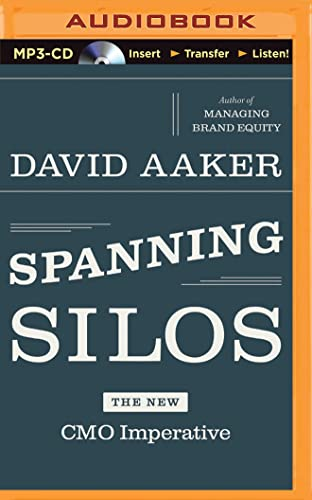 9781501285639: Spanning Silos