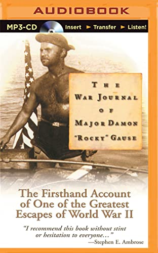 9781501285837: The War Journal of Major Damon 'Rocky' Gause