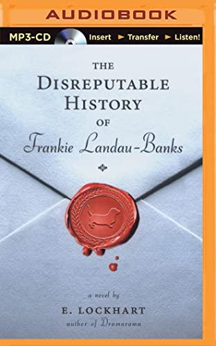 9781501286582: The Disreputable History of Frankie Landau-Banks