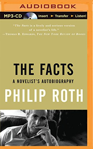 The Facts: A Novelist's Autobiography: Philip Roth