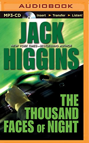 The Thousand Faces of Night: Jack Higgins