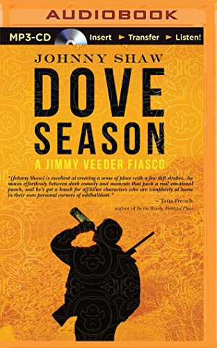 9781501292170: Dove Season (A Jimmy Veeder Fiasco)