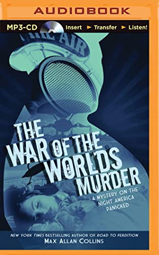 The War of the Worlds Murder: Max Allan Collins