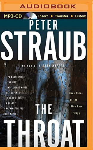 9781501293313: The Throat (Blue Rose Trilogy)