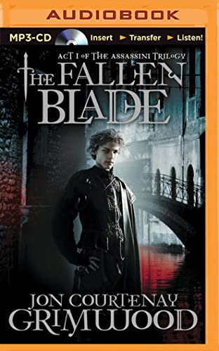 9781501293481: The Fallen Blade: Act One of the Assassini