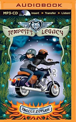 Tempest's Legacy (Jane True Novels): Nicole D. Peeler