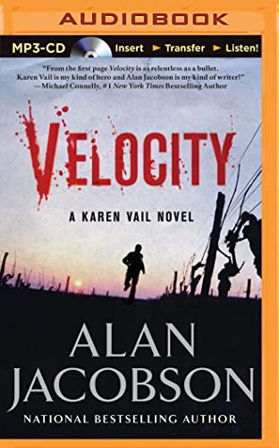 9781501293788: Velocity (Karen Vail Series)