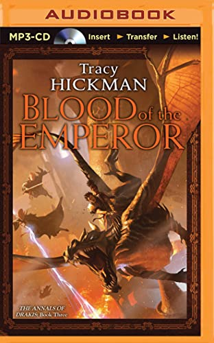 9781501293870: Blood of the Emperor (Annals of Drakis Series)