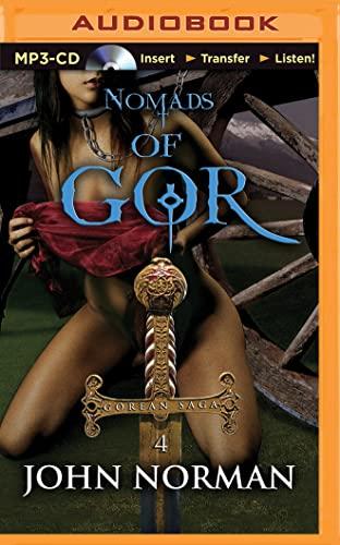 9781501294075: Nomads of Gor (Gorean Saga Series)