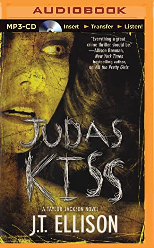 9781501294150: Judas Kiss (Taylor Jackson Series)