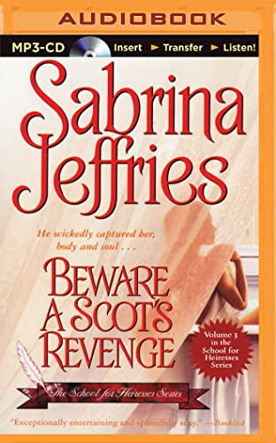 9781501294198: Beware a Scot's Revenge (School for Heiresses Series)