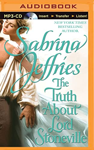 The Truth about Lord Stoneville (Hellions of Halstead Hall): Sabrina Jeffries