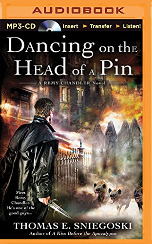 9781501294501: Dancing on the Head of a Pin (Remy Chandler)