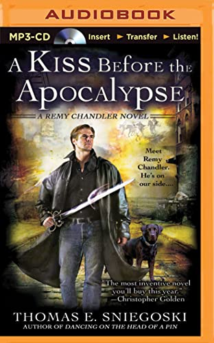9781501294525: A Kiss Before the Apocalypse: A Remy Chandler Novel (Remy Chandler Series)