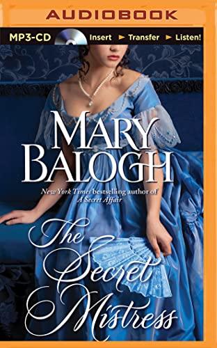 The Secret Mistress: Mary Balogh