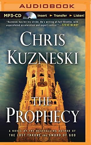 The Prophecy (Payne & Jones): Chris Kuzneski