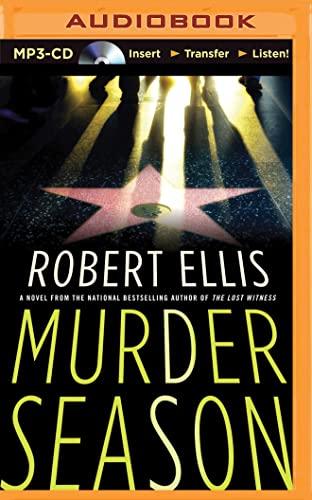 Murder Season (Lena Gamble): Robert Ellis
