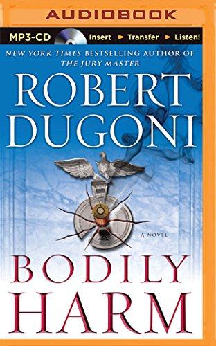 9781501295652: Bodily Harm (David Sloane Series)