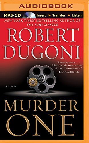 9781501295676: Murder One (David Sloane Series)