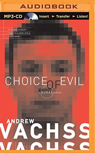 9781501295805: Choice of Evil (Burke Series)