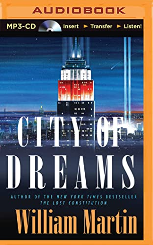 9781501295928: City of Dreams (Peter Fallon Adventure Series)