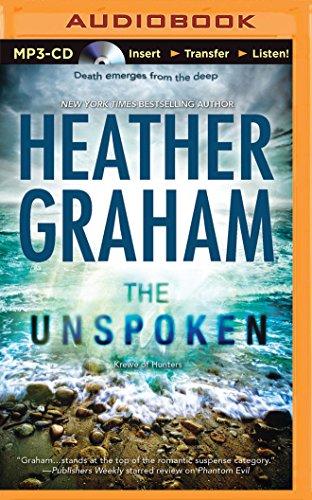The Unspoken (Krewe of Hunters): Heather Graham