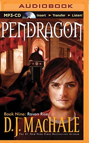 9781501296390: Raven Rise (Pendragon Series)