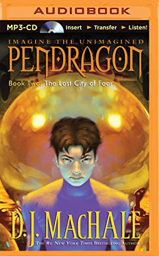 9781501296482: The Lost City of Faar (Pendragon Series)