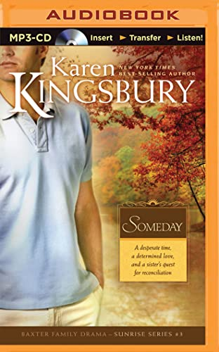 9781501296796: Someday (Sunrise Series)