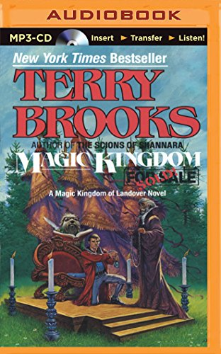 Magic Kingdom for Sale Sold (Magic Kingdom of Landover (Numbered Audio)): Terry Brooks