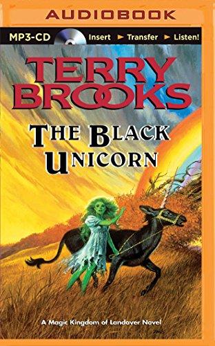 The Black Unicorn: Terry Brooks
