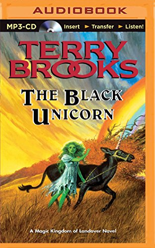 9781501297212: The Black Unicorn (Landover Series)